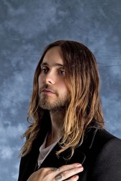 Silence be heard — @JaredLeto photoshoot for Los Angeles Times on...