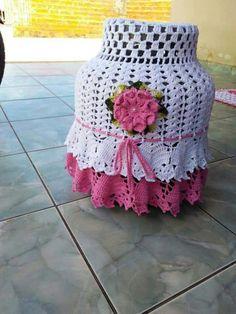 Crochet Hats, Fashion, Simple Flowers, Kitchen Playsets, Crochet Projects, Towels, Knitting Hats, Moda, Fashion Styles