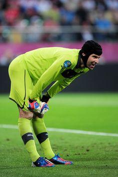 Czech Republic goalkeeper