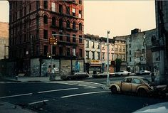 The East Village, New York.