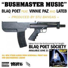 Throwback June 14, 2011: Blaq Poet ft. Vinnie Paz & Lateb – Bushmaster Music