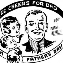193 best dad s the man images free printables father s day British Dad the graphics fairy vintage images diy tutorials craft projects