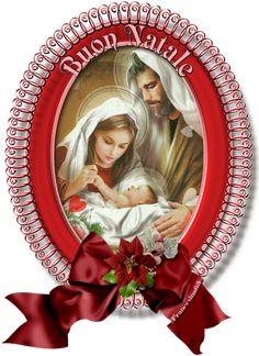 Christmas Images, Christmas Greetings, Christmas Crafts, Merry Christmas, Italian Greetings, Joseph, Christian Life, Stencils, Alice