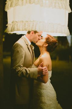 Lovely wedding photo
