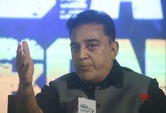 New Delhi: Kamal Haasan at Times Litfest Delhi - Social News XYZ