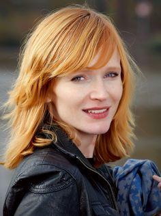 Anna Geislerová will play Libena Fafek (sic!) in Anthropoid (2016)