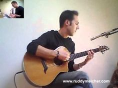 Coldplay The Scientist Fingerstyle Guitar Piano - Ruddy Meicher