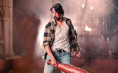 """One of the most awaited Kannada films of this year is Kiccha Sudeep-starrer """"Pailwaan"""". Now, the film crew is all set to release the audio. The audio release function will be held on July 27 Top Movies, Military Jacket, Hold On, Films, Audio, News, Image, Movies, Military Field Jacket"""