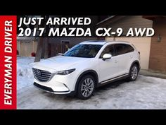 The Competitors Have Nothing On It Motor Trend On The Mazda - 2016 mazda cx 9 invoice price