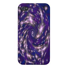 starryswirl i-phone4 case iPhone 4/4S cover