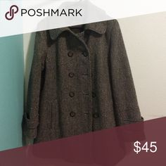 Coat Mid length Jackets & Coats Pea Coats