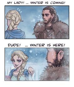 You literally know nothing Jon Snow