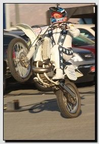 Robbie carries on family tradition. Robbie Knievel, Family Traditions, Bikers, Carry On, Traditional, Cool Stuff, Hand Luggage, Carry On Luggage