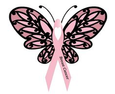The Butterfly is My Favorite Breast Cancer Symbol.