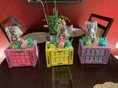 19 DIY Easter Basket Ideas For Kids & Toddlers | Munchkins Planet Frozen Easter Basket, Homemade Easter Baskets, Easter Baskets To Make, Baby Easter Basket, Candy Crafts, Easter Traditions, Basket Ideas, Boys, Girls