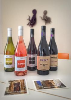 A mano: generous and friendly wines
