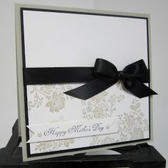 Stampin' Up UK Demonstrator Sarah-Jane Rae Cards and a Cuppa blog: Happy Mother's Day...