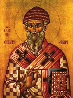 Saint Spyridon, the Miracle Worker