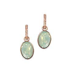 Eponine earrings Pacific opal