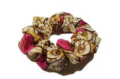 "java print cotton scrunchie by TheScrunchiePuss - 42"""