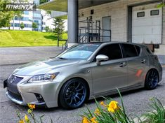 This 2017 Lexus FWD is running Volk 40 wheels Nankang tires with BC Racing Coilovers suspension. Lexus Sedan, Lexus Cars, Jdm Cars, Audi, Hatchback Cars, Modified Cars, Electric Cars, Used Cars, Cars