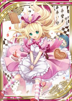 Alice & Wonderland by Akiba