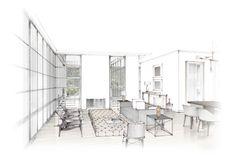 FORSYTH STREET - PARIS FORINO - INTERIOR DESIGN