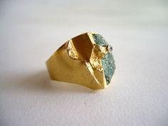 OH BOY. BJORN WECKSTROM Diamond, Zoisite, 18K $2450