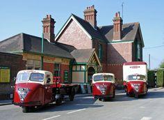 british rail lorrys - Google Search