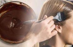 Teints vos cheveux naturels parfaitement avec ces recettes!