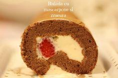 www.bibiskichen.ro Cheesecake, Muffin, Breakfast, Desserts, Mascarpone, Morning Coffee, Tailgate Desserts, Deserts, Cheesecakes