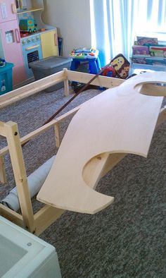 IKEA Hackers: Race Car bed - let the kids zoom off to sleep in ...