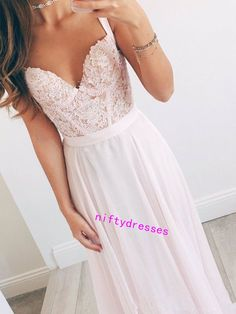 LJ10 New Arrival Chiffon Prom Dress,Charming Prom Dress,Appliques,Long