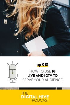 How to use IG Live and IGTV to serve your audience — Honey Pot Digital Marketing Articles, Content Marketing, 30 Day Instagram Challenge, Online Coaching, Got Books, Email List, Health Coach, Social Media Tips, Being Used