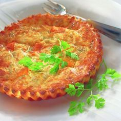 WW officielle Quiche au surimi 6 PP Weigth Watchers, 20 Min, Cooking Light, Weight Watchers Meals, Salmon Burgers, Entrees, Seafood, Menu, Fresh