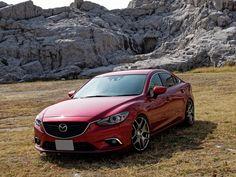 Mazda Atenza (Mazda 6) #mazda