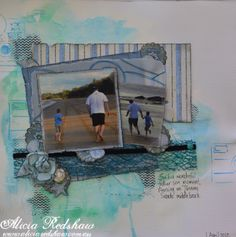 Scrapbooking Class @ Scrapbook Fantasies - Alicia Redshaw