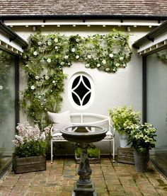 petit courtyard