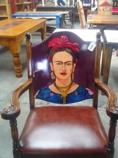 Frida Chair