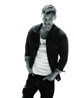 Photo of Joel Kinnaman - Café Magazine - 2010 for fans of Joel Kinnaman. Photoshoot for Café Magazine - 2010.