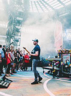 "jonny-buckland: ""  Nova's Red Room Global Tour @ Manchester, England - June 4 """