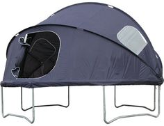 Trampoline tent for next summer!