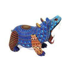David Hernandez Small Hippo