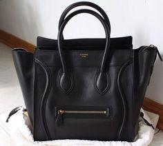 Black Mini Celine bag? YES PLEASE!