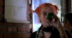 """""""I think if there's a truly seductive quality about Clementine, it's that her personality promises to take you out of the mundane""""  Eternal Sunshine of the Spotless Mind (2004)"""