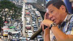 #Duterte, #News LOOK: President Duterte's Unique STRATEGY to Solve Traffic Problems in Metro Manila - http://wp.me/p5GV1p-2xQ