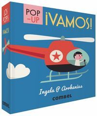 ¡vamos!. Aa. Vv.. Elkar.eus Popup, Cuento Pop Up, Tapas, Libros Pop-up, Illustrator, Colorful Drawings, Toy Chest, This Book, Family Guy