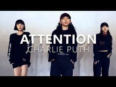 Charlie Puth - Attention / Choreography . LIGI - YouTube