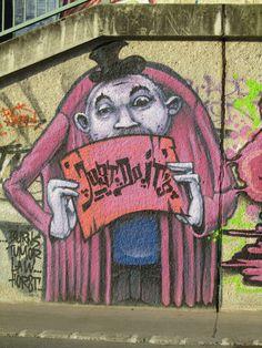 Graffito Donaukanal Wien Graffiti, Spaces, Graffiti Artwork, Street Art Graffiti