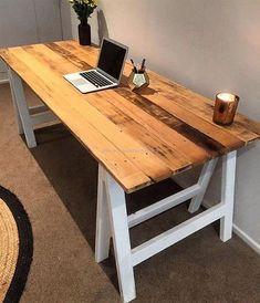 Ecco 15 semplici progetti per una scrivania fai da te! Lasciatevi ispirare…